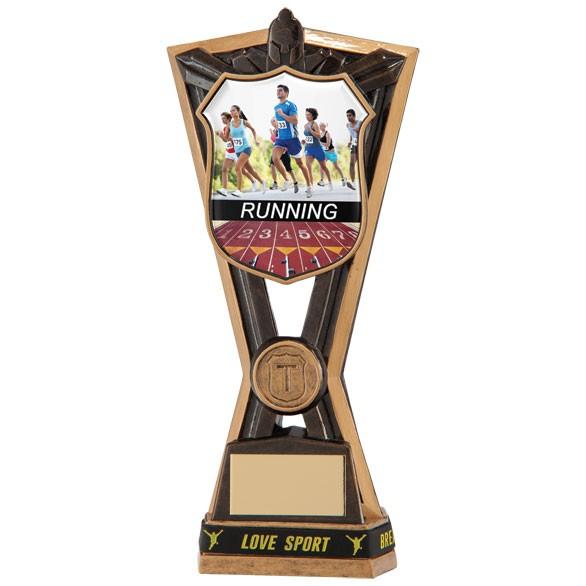 Titans Running Award & TB