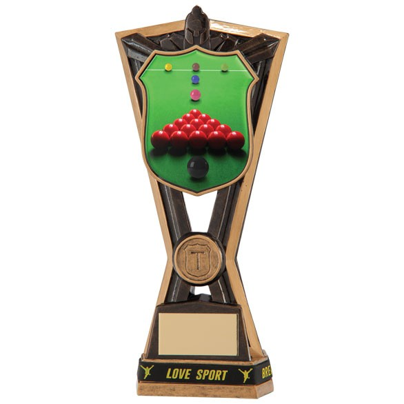 Titans Snooker Award & TB