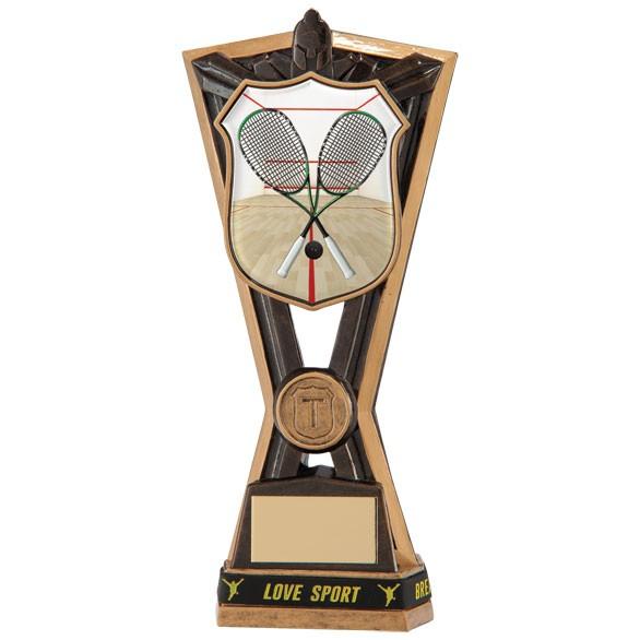 Titans Squash Award & TB