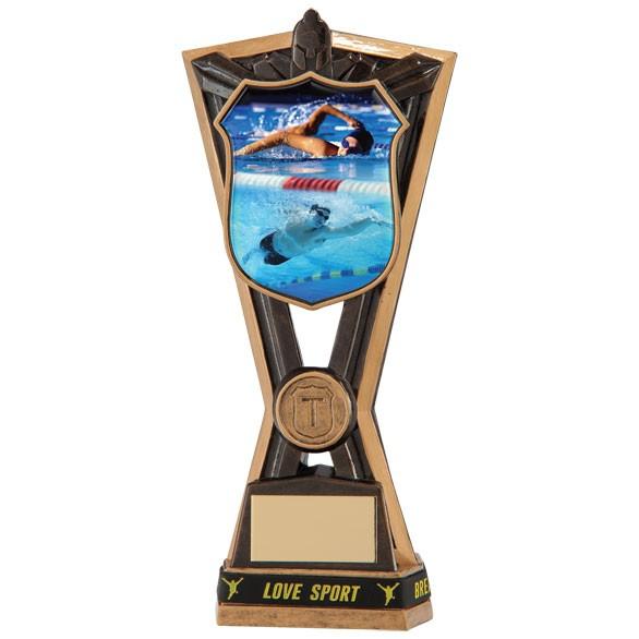 Titans Swimming Award & TB