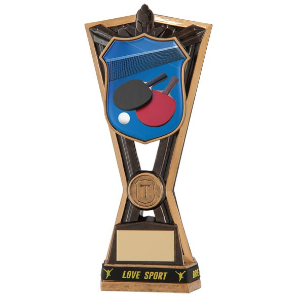 Titans Table Tennis Award & TB