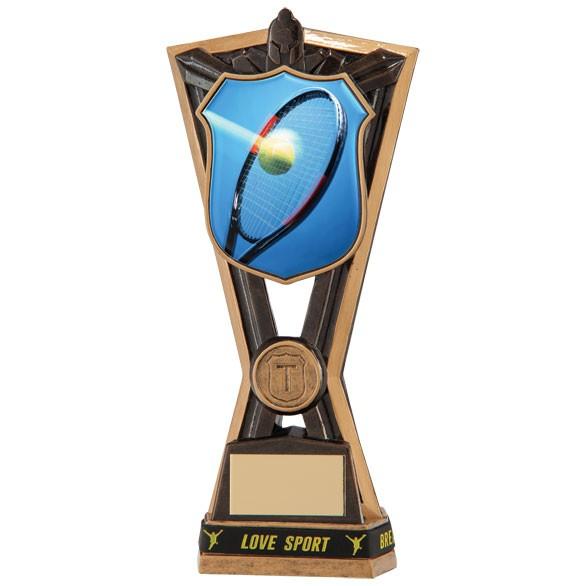 Titans Tennis Award & TB
