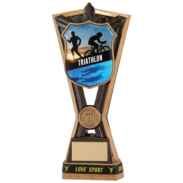 Titans Triathlon Award & TB