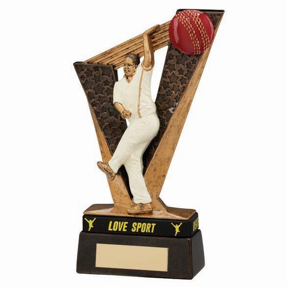 Victory Cricket Bowler Award & TB