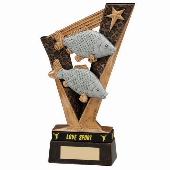 Victory Fishing Award & TB
