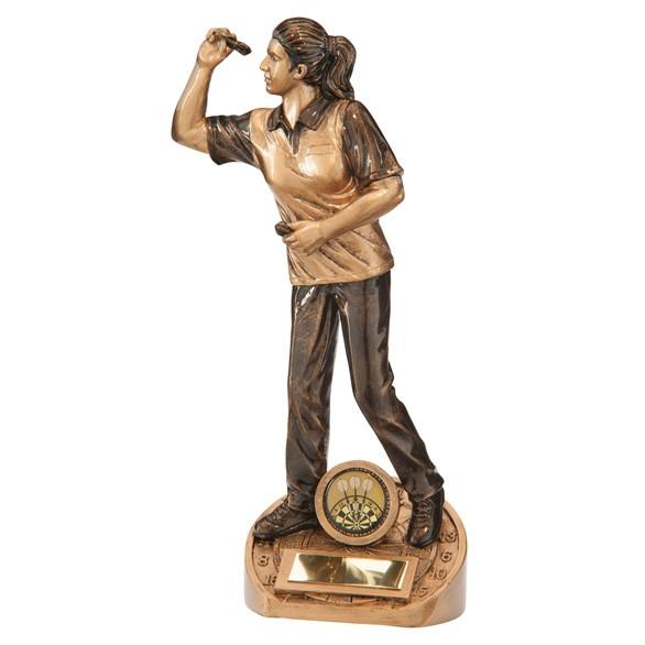 Bullseye Female Darts Award