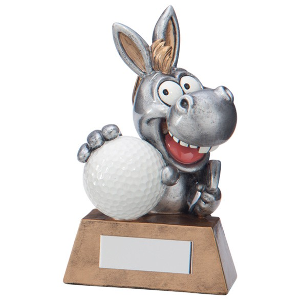 What A Donkey! Golf Award