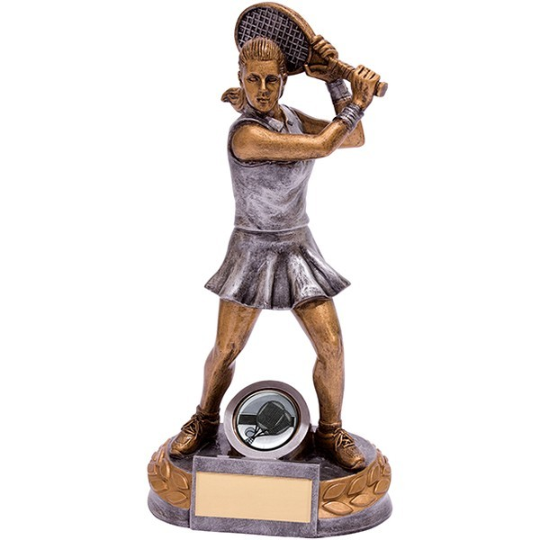 Super Ace! Tennis Award Female