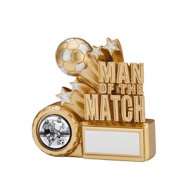 Man Of The Match Football Award