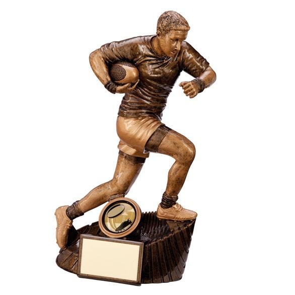 Raider Rugby Figure Award