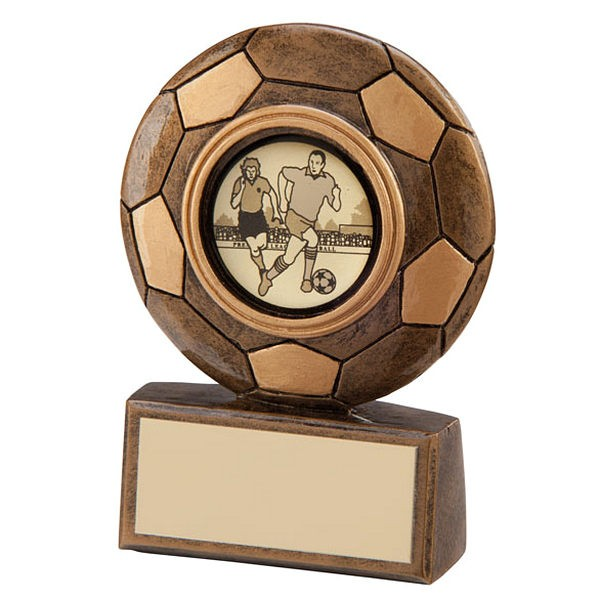 Mini Ball Football Award
