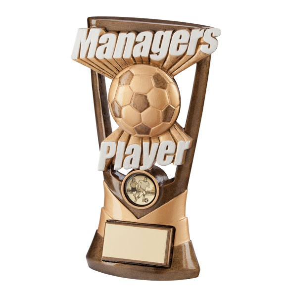 Velocity Managers Player Football Award
