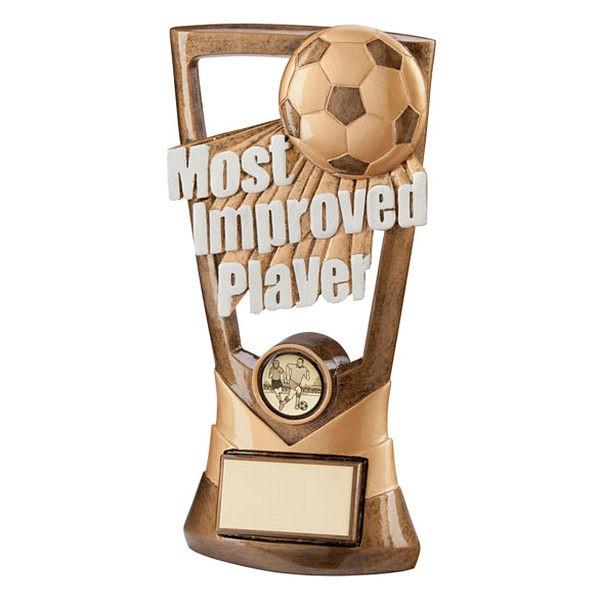 Velocity Most Improved Football Award