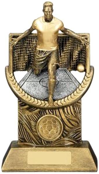 Triumph Male Football Trophy
