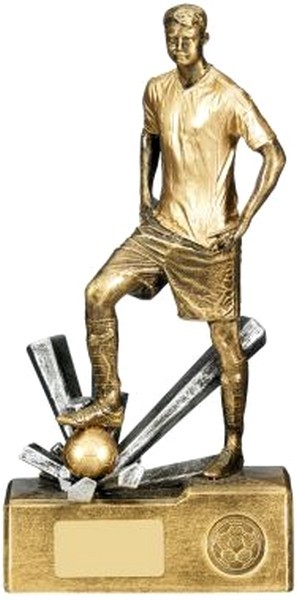 Krypton Male Football Trophy