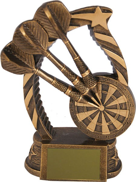Bronze Darts Trophy
