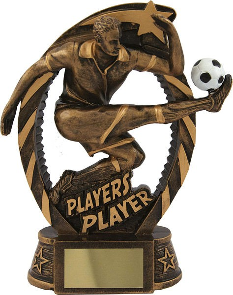 Players Player Football Trophy