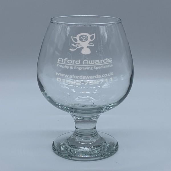 Brandy and Cognac Snifter Glass 390ml