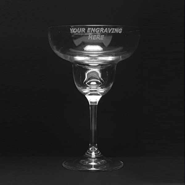 Rink Drink Crystal Margarita Cocktail Glass 270ml