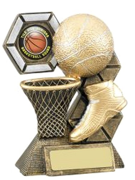 Basketball Theme Trophy