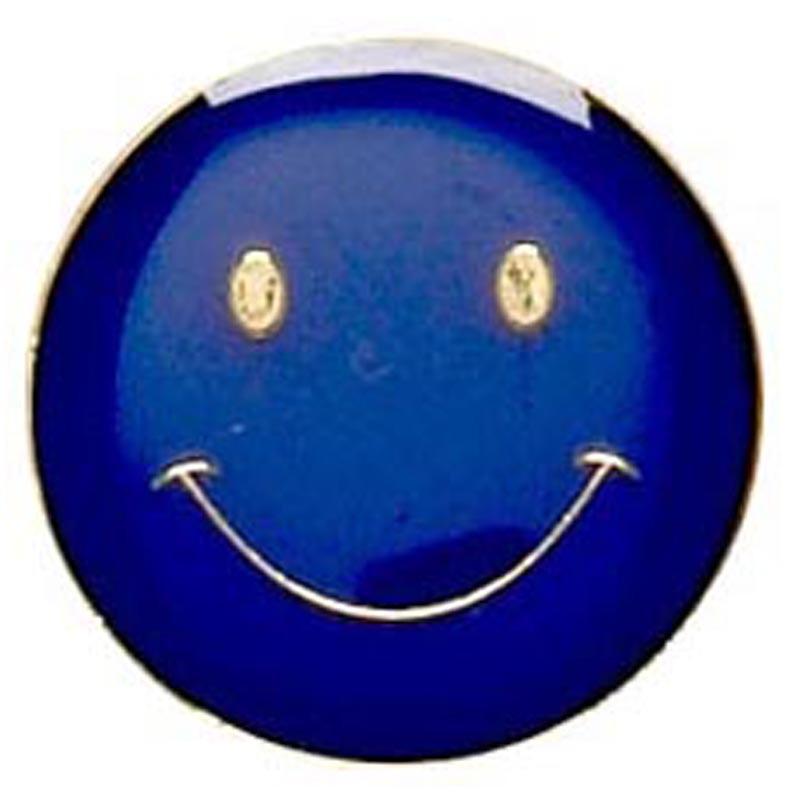 Button Badge Smile