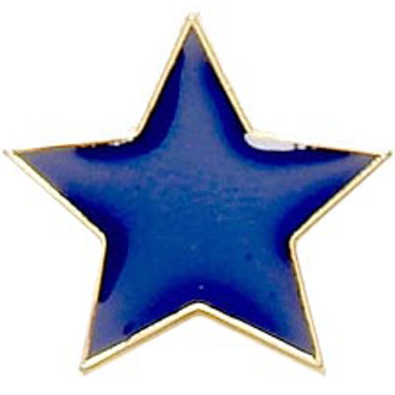 Badge Flat Star