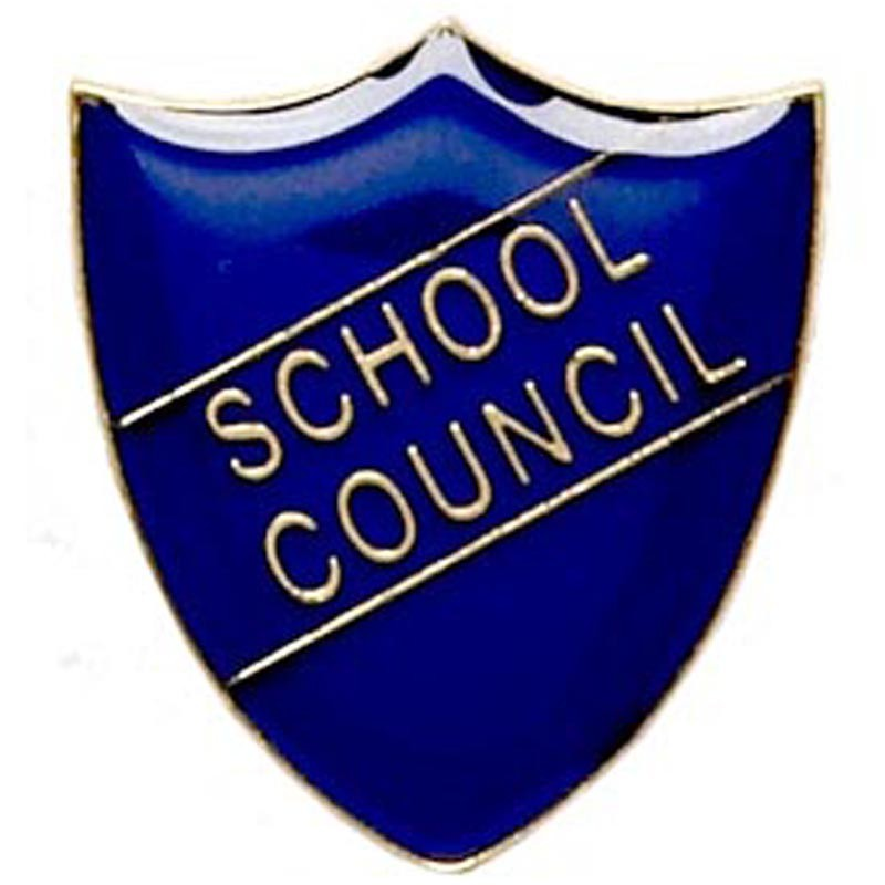 Shield Badge School Council