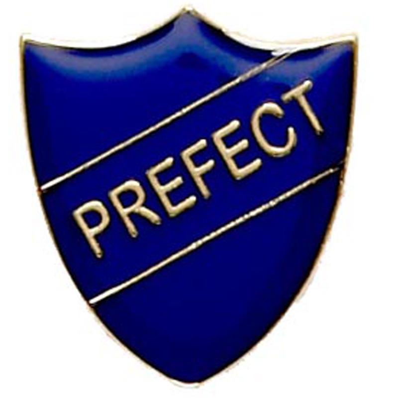 Shield Badge Prefect