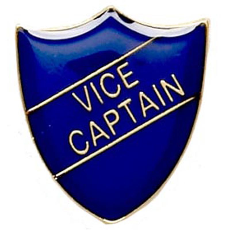 Shield Badge Vice Captain