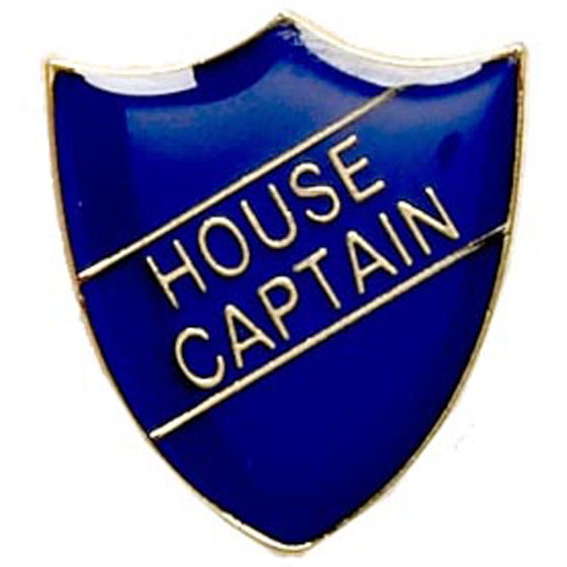 Shield Badge House Captain