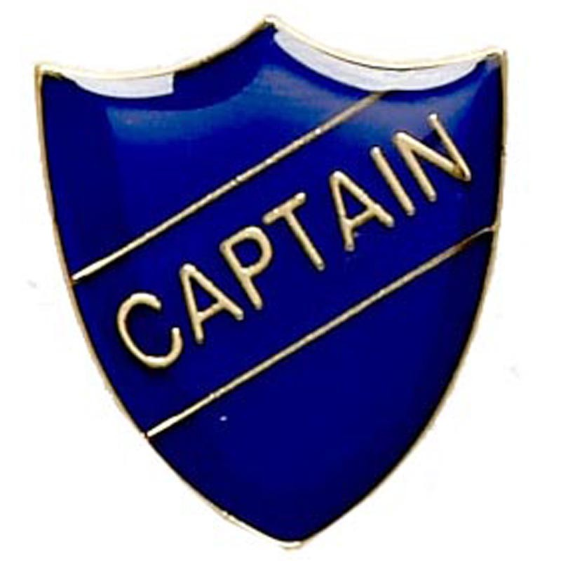 Shield Badge Captain