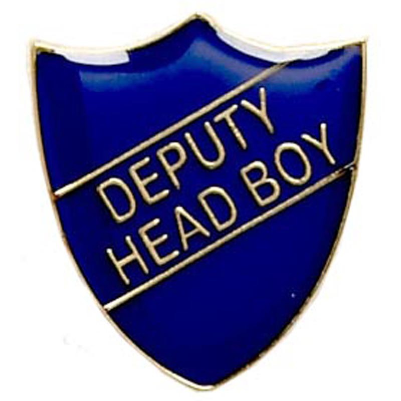 Shield Badge Deputy Head Boy