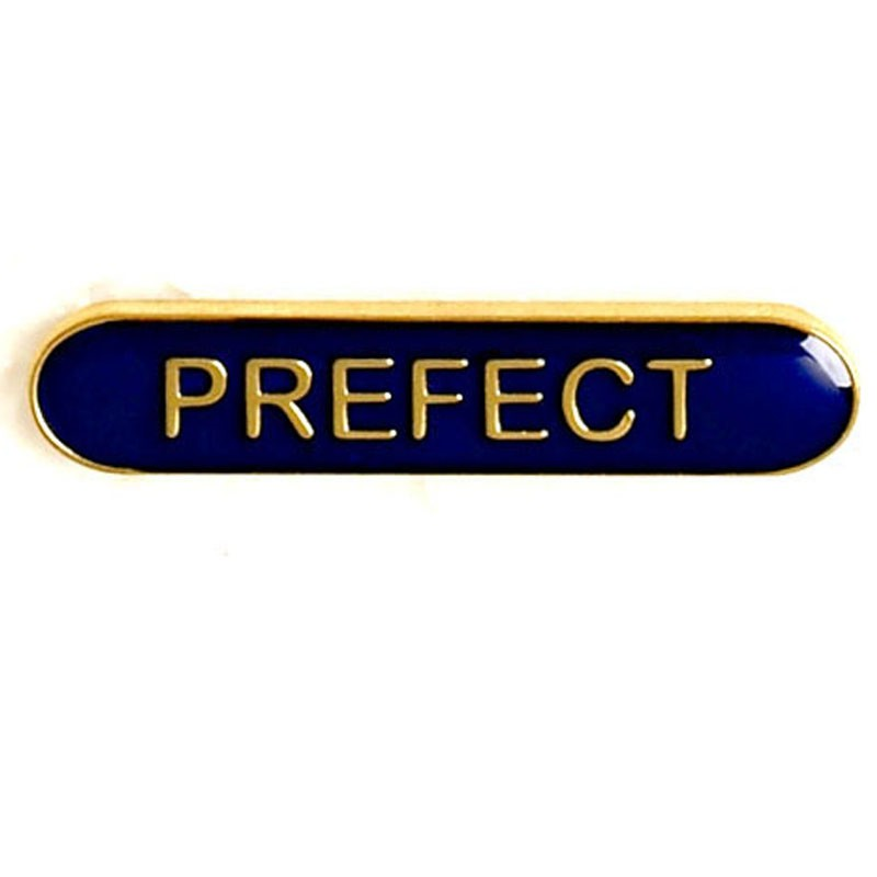 Bar Badge Prefect