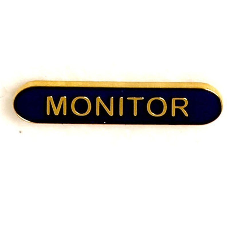 Bar Badge Monitor