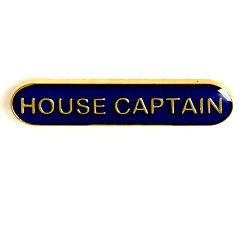 Bar Badge House Captain