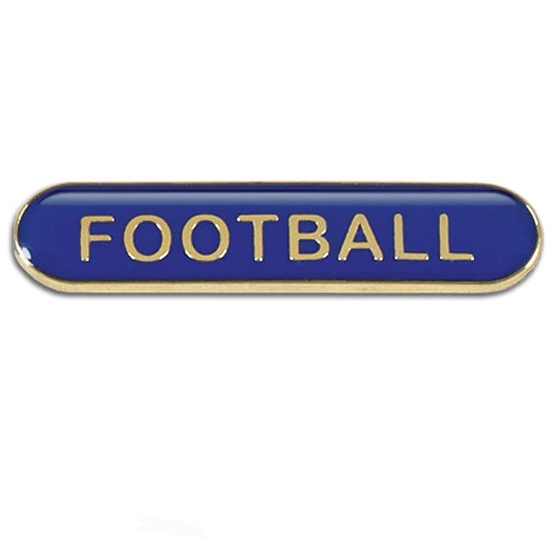 Bar Badge Football
