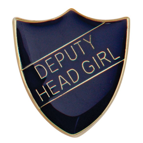 Scholar Pin Badge Deputy Head Girl