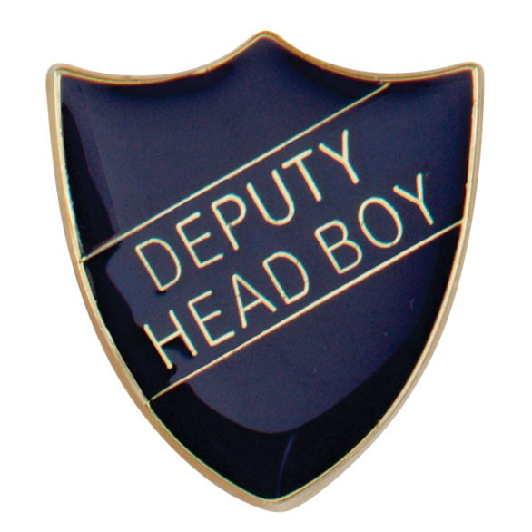 Scholar Pin Badge Deputy Head Boy