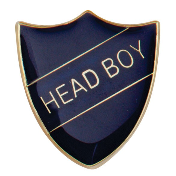 Scholar Pin Badge Head Boy