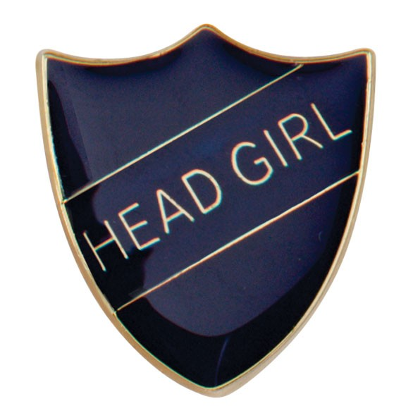 Scholar Pin Badge Head Girl