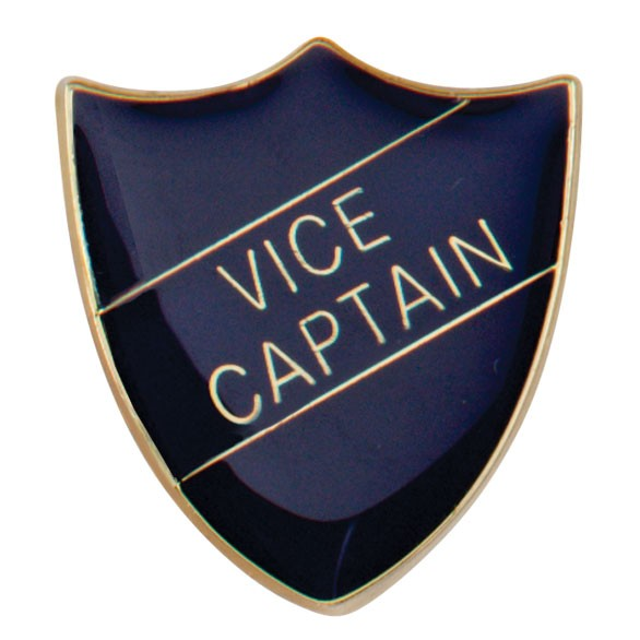 Scholar Pin Badge Vice Captain