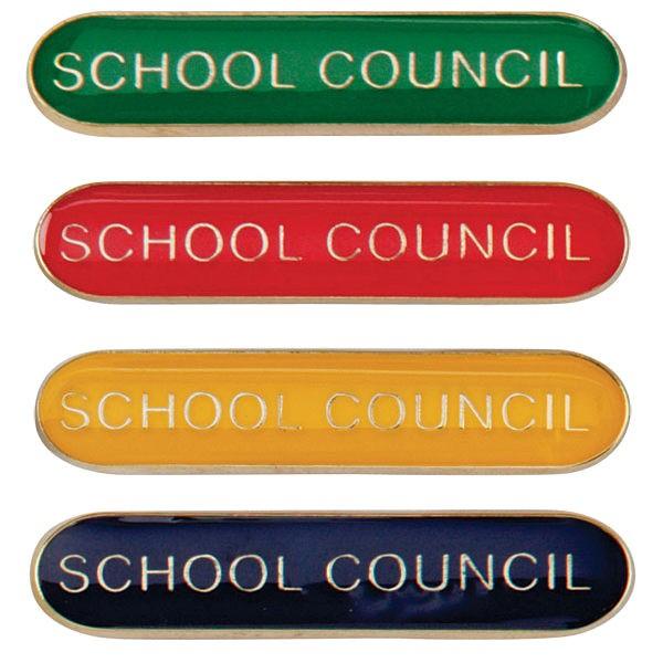 Scholar Bar Badge School Council