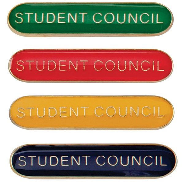 Scholar Bar Badge Student Council