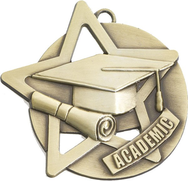 Academic Star Medal