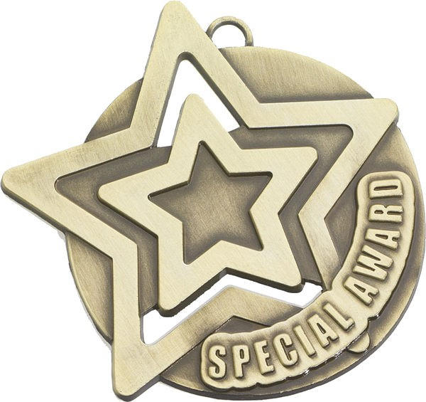 Special Award Star Medal