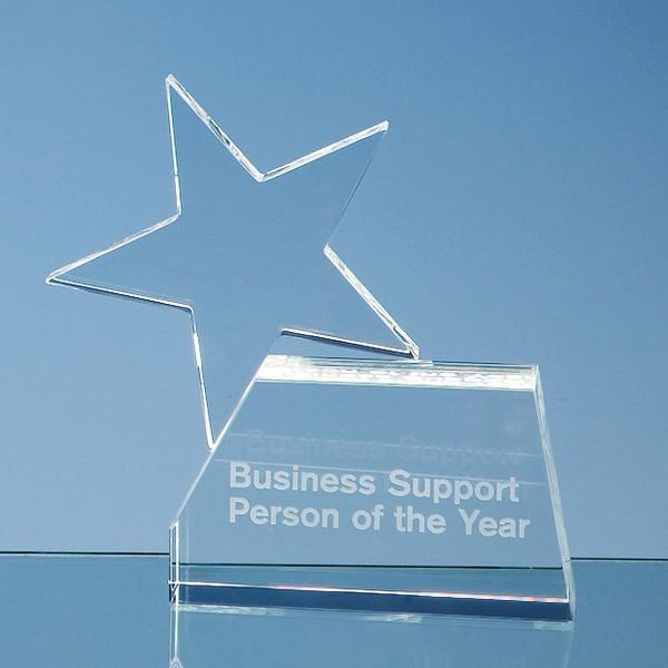 Optical Crystal Rising Star Award