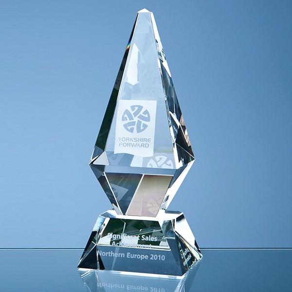 Optical Crystal Glacier Award