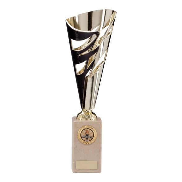 Razor Gold & Black Cup
