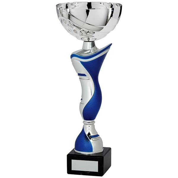 King Cup Silver & Blue