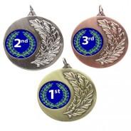 1st, 2nd, 3rd Laurel Medals